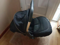 Silver Cross Ventura Plus Group 0 Car Seat. In great condition