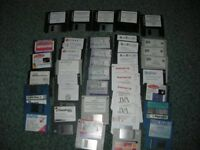 Original Retro 3/1/2 diskettes