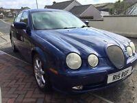 Jaguars s-type v6 sport
