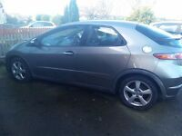 2009 Honda Civic 2.2 Diesel Eco 70140 Mileage