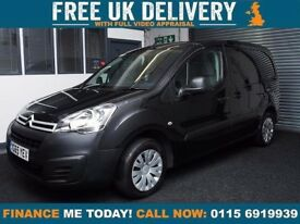 Citroen Berlingo 1.6 HDi L1 625 Enterprise Panel Van SATNAV, A/C, BLUETOOTH