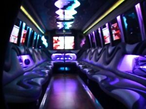 **Party Buses and Limos for Night outs**416.857.4432