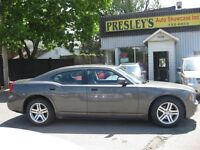 2010 Dodge Charger Auto, 6cyl, p/w p/l cruise, keyless a/c