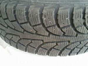 Winter Pike Winter tires