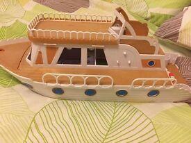 Sylvanian boat