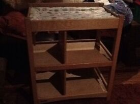 Changing Table, used but good condition.