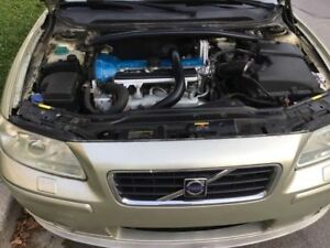 2007 Volvo S60 Special Edition Sedan Emission Test Certified