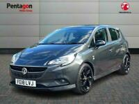 2018 Vauxhall CORSA 5 DOOR 1.4i Ecoflex Limited Edition Hatchback 5dr Petrol 90
