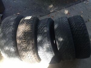 "215/65-17"" Goodyear winter tires London Ontario image 1"