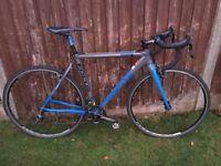 Focus Mares cyclocross, medium, size 54cm