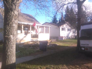 3 bedroom house for rent in dysart, sk close to fort quappelle
