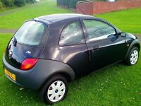 2006 56 Ford Ka 1.3, very low miles, cheap car.