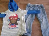 Boys 15 item bundle 2 - 3 years