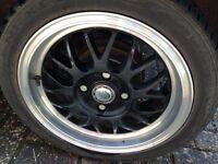 cades eros 15 with tyres
