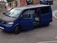 Volkswagen Transporter T5 Camper - Very reliable & fully converted