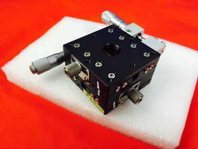 1pc Mmt Xy 2-axis Precision Positioner Stage Tablesize 6060mm