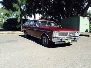 1971 Ford Fairmont Wagon Roselands Canterbury Area Preview
