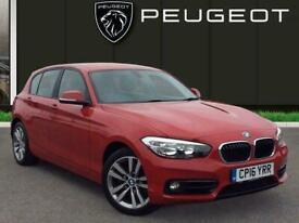 image for 2016 BMW 1 Series 2.0 120d Sport Hatchback 5dr Diesel s/s 190 Ps Hatchback DIESE