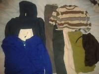 Boys clothes age 9 - 10