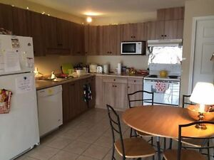 4 month Winter sublet near UW and WLU - $525/month