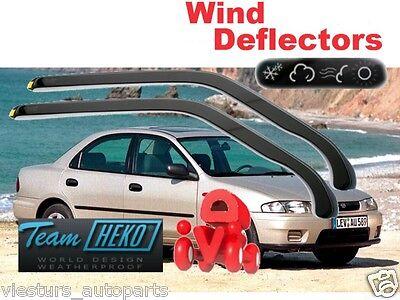 Climair Wind Deflectors Mazda 323 5 Doors Kombi 1990