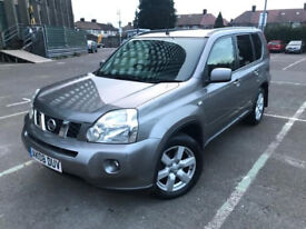 2008 (08) Nissan X-Trail 2.0 dCi Sport Expedition SUV Diesel Automatic 6 Months Warranty Included