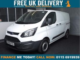 2016 Ford Transit Custom 2.2 TDCi 290 L1H1 Panel Van 5dr IMMACULATE - 6 MONTH WARRANTY