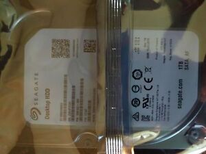 brand-new Seagate 1TB hdd 64m cache SATA 6GB/s Kitchener / Waterloo Kitchener Area image 4