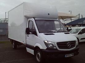 Mercedes-Benz Sprinter 313 CDI LWB 3.5T WITH TAIL LIFT DIESEL MANUAL (2015)