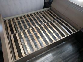European king size bed 1600x2000mm