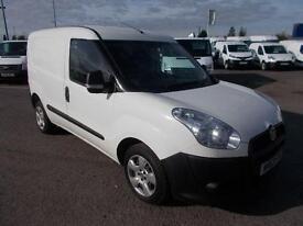 Fiat Doblo 1.3 Multijet 16V Van Start Stop DIESEL MANUAL WHITE (2013)