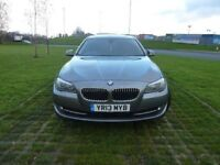 BMW 5 Series 2013 2.0 520 d SE 4 DOOR SALOON FULL BMW SERVICE HISTORY