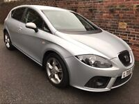 Immaculate seat leon FR