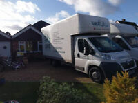 Man and Van in Taplow , House Removal Service - No hidden costs, Jumbo Luton Van