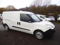 Vauxhall Combo 2300 1.3 Cdti 16V L2 H1 Van DIESEL MANUAL WHITE (2012)