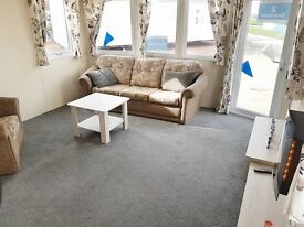 STATIC CARAVAN FOR SALE AT SANDY BAY HOLIDAY PARK! DIRECT BEACH ACCESS! PET FRIENDLY! OFFER ON NOW!