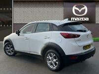 2017 Mazda CX 3 2.0 Skyactiv G Se Nav Suv 5dr Petrol s/s 121 Ps Hatchback PETROL