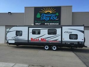 MOTORHOME AND TRAILER RENTALS