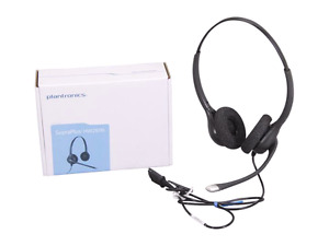 Wanted, a Double Plantronics Headset