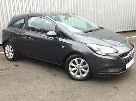 2017 17 plate Vauxhall Corsa 1.4 Energy - TOP SPEC - WINTER PACK - ONLY 3,500 MILES - BARGAIN