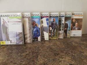 Grand Designs DVDs Two Wells Mallala Area Preview