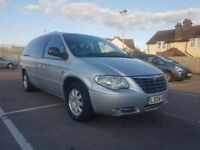 CHRYSLER GRAND VOYAGER 2004 AUTOMATIC, 2.8 DIESEL, LEATHER, TINTED WINDOWS