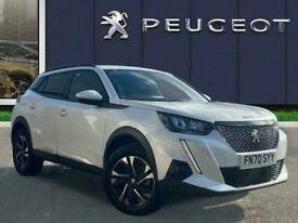 image for 2020 Peugeot 2008 1.2 Puretech Allure Suv 5dr Petrol Manual s/s 130 Ps Estate PE