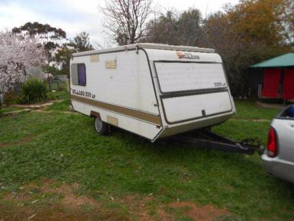 1987 Millard Pop Top Caravan - Project or Restoration Rupanyup Yarriambiack Area Preview