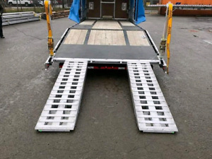 8' load ramp kits