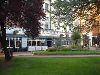 Full and part time bar staff, Drapers Arms - Ealing High Street,
