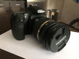 Canon 60D with Tamaron SP 17-50