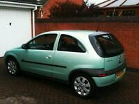 2004 Vauxhall Corsa 1.2 sxi