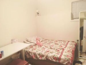 One furnished room in a 2BR apt. Great Location!