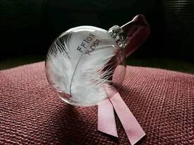 Personalised Feather in a Bauble